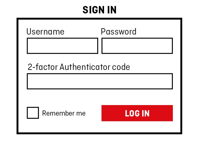 two-factor authentication in saas