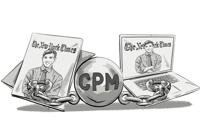 Cost-per-thousand (CPM) has its roots in standards set before the advent of digital advertising.