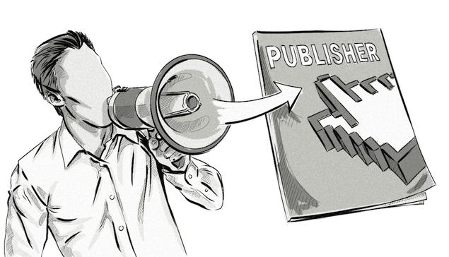 advertiser-publisher relationship
