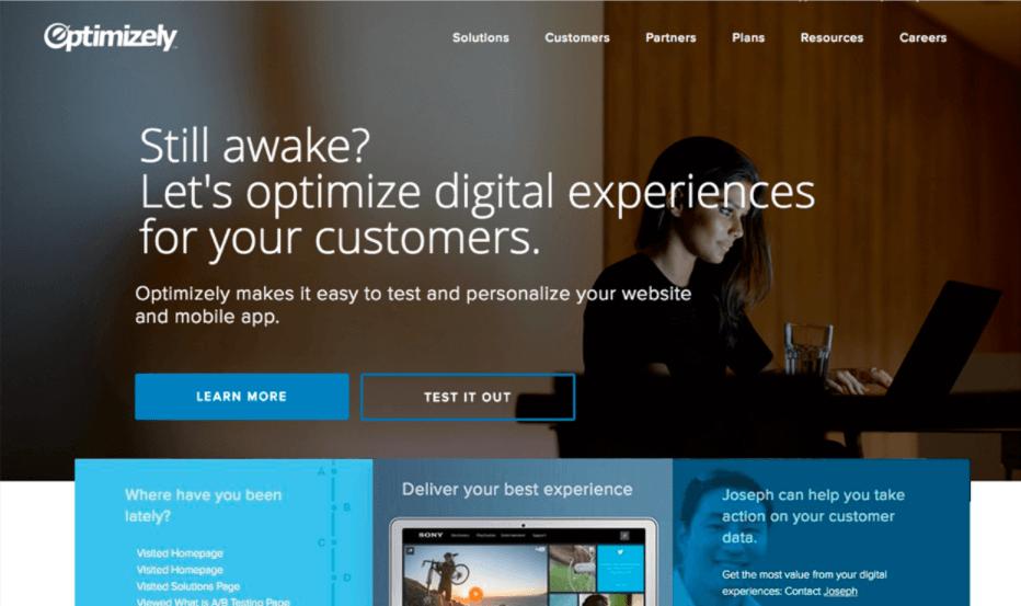 time personalization