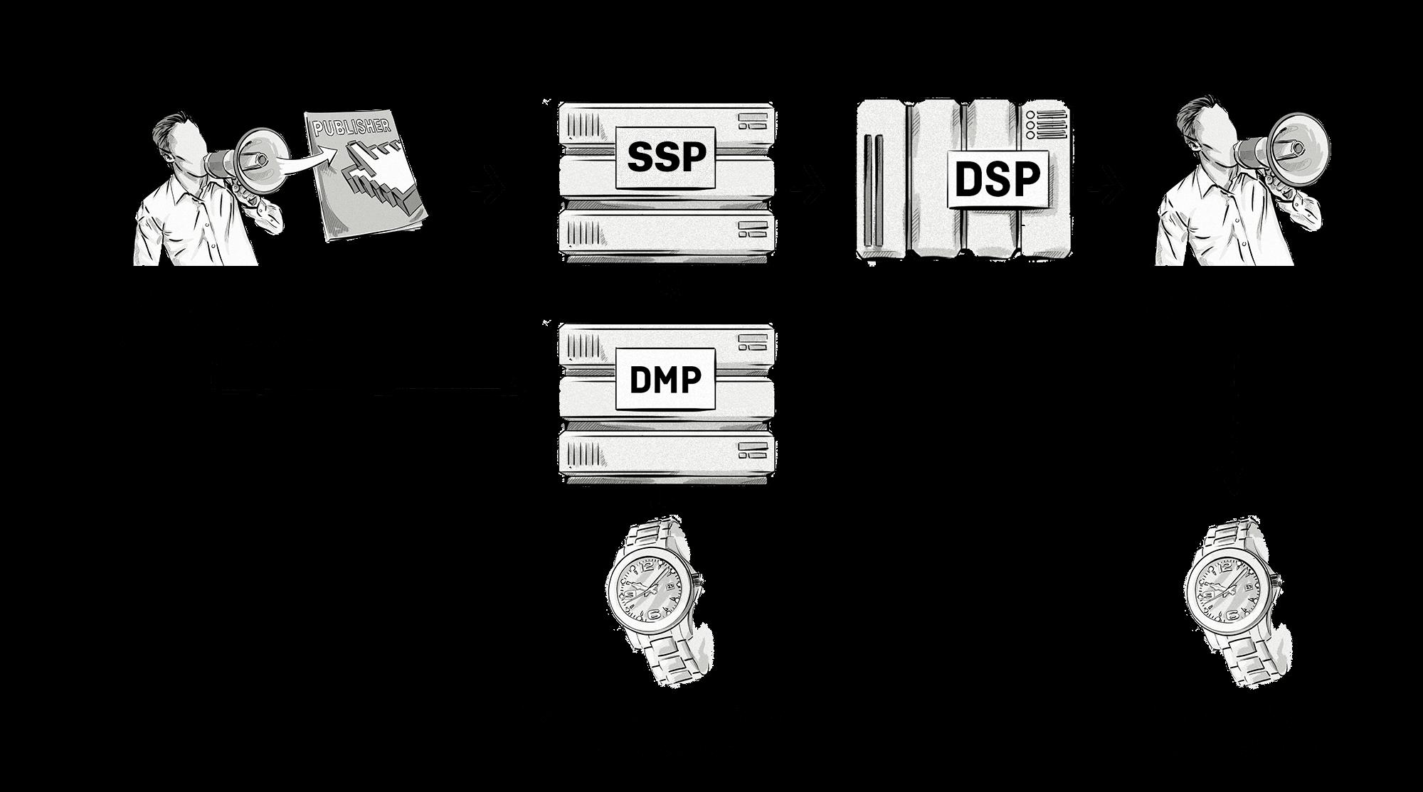 dmp in programmatic