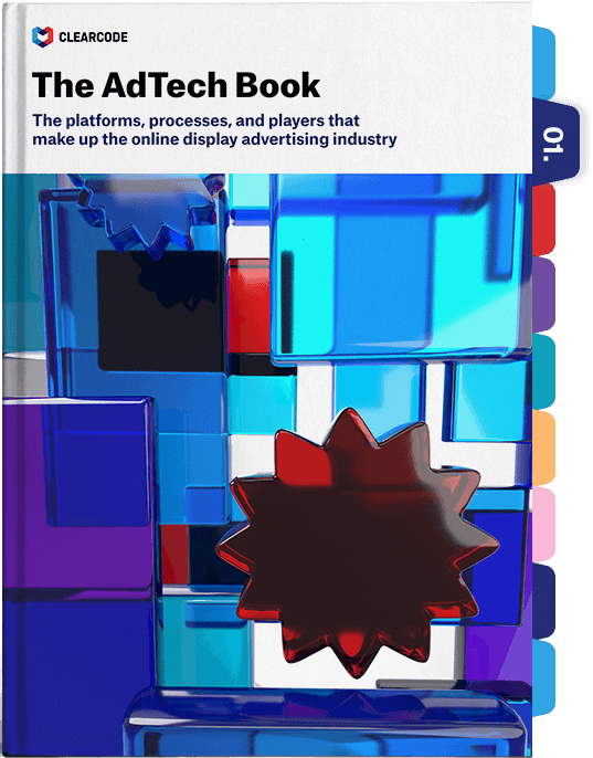 AdTech Book by Clearcode cover